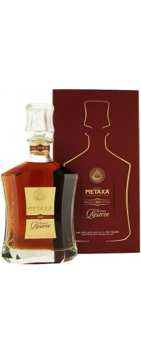 Бренди Metaxa Private Reserve Old Collection 0,7л в коробке