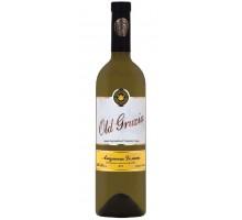 Вино Old Gruzia Алазанская Долина белое полусладкое 1.5 л 12% (4860065014673)