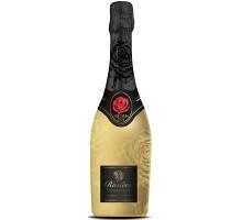 Вино игристое Росиере белое полусухое 0,75л
