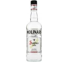 Ликер Sambuca Molinari Extra 42% 0,5л