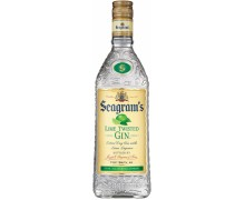Джин Seagram's Twisted Gin Lime 0,75л