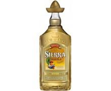 Текила Sierra Reposado Gold 38% 0,35л