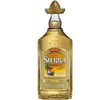 Текила Sierra Reposado Gold 0,35л