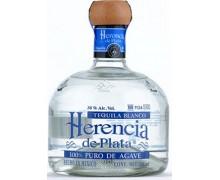 Текила Herencia De Plata 100% Agava Silver 38% 0,7л