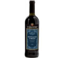 Вино червоне сухе Montepulciano D'Abruzzo D.O.C. 0.75л (8004300116548)