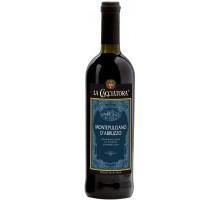Вино красное сухое MONTEPULCIANO D'ABRUZZO D.O.C.