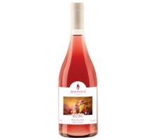 """Вино розовое полусухое ASKANELI """"Розе"""""""