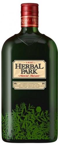 Бальзам Herbal Park 35% 0,5 л