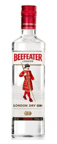 Джин Beefeater (Бифитер) 1,0л