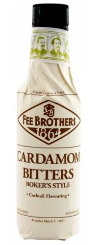 Биттер Фи Бразерс (Fee Brothers) Кардамон 0,15л