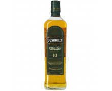 Виски Bushmills Single Malt 10 yo 0,7л