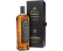 Виски Bushmills Single Malt 21 yo 0,7л