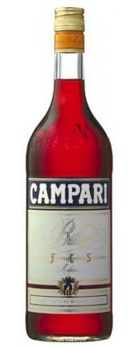 Аперитив Campari Bitter (Кампари биттер) 1,0л