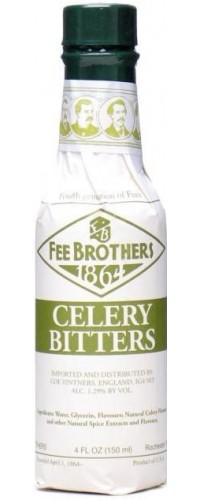 Биттер Фи Бразерс Сельдерей (Fee Brothers Celery) 0,15л