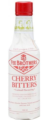 Биттер Фи Бразерс Вишня (Fee Brothers Cherry) 0.15 л (791863140667)