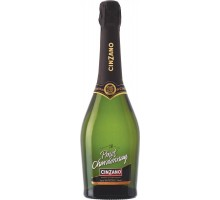 Вино игристое Cinzano Pinot Chardonnay 0,75л