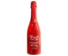 Вино игристое с мякотью клубники Fresita (Фрезита) 0,75л