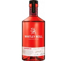 Джин Whitley Neill Raspberry 0,7 л 43%