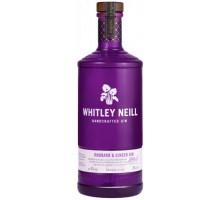 Джин Whitley Neill Rhubarb&Ginger 0,7 л 43%