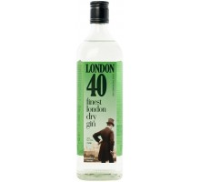 Джин Old St Andrews London 40 Dry Gin 0,7л