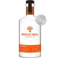 Джин Whitley Neill Blood Orange 0,7 л 43% (5011166057093)