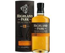 Виски Highland Park 12 лет 0,7л