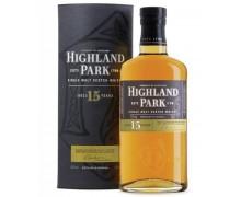 Виски Highland Park 15 лет 0,7л