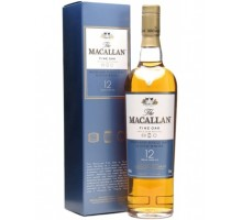 Виски Macallan Fine Oak 12 лет 0,7л