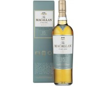 Виски Macallan Fine Oak 15 лет 0,7л