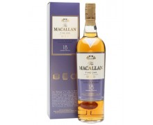 Виски Macallan Fine Oak 18 лет 0,7л