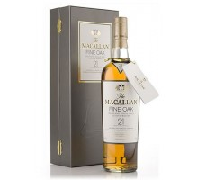 Виски Macallan Fine Oak 21 год 0,7л
