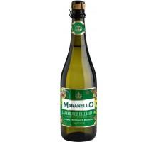 Вино игристое Maranello Lambrusco dell'Emilia Bianco 0,75л