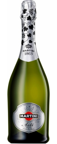 Вино игристое Martini Asti (Мартини Асти) 0,75л 7.5%