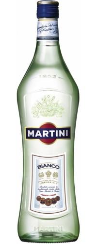 Вермут Martini Bianco (Мартини Бьянко) 0,5л 15%