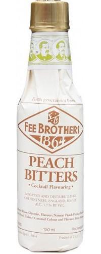 Биттер Фи Бразерс Персик (Fee Brothers Peach) 0,15л