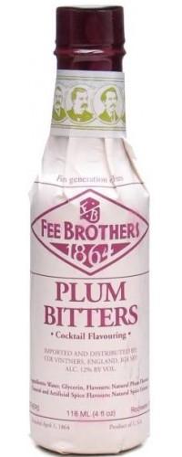 Биттер Фи Бразерс Слива (Fee Brothers Plum) 0,15л