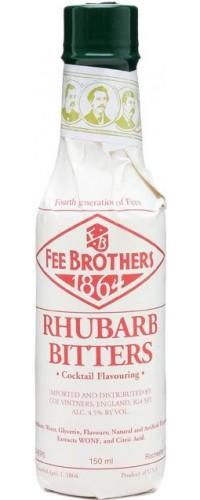 Биттер Фи Бразерс Ревень (Fee Brothers Rhubarb) 0,15л