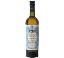 Вермут Martini Riserva Speciale Ambrato 0,75л 18%