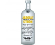 Водка Absolut Citron 0,7л