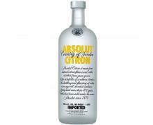 Водка Absolut Citron 40% 0,7л