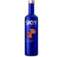 Водка SKYY INFUSIONS Blood Orange (апельсин) 0,75л