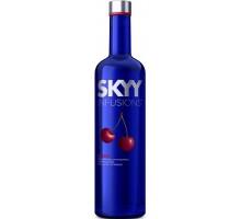 Водка SKYY INFUSIONS Cherry (вишня) 35% 0,75л