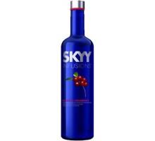 Водка SKYY INFUSIONS Cranberry (квюква) 35% 0,75л