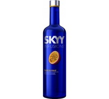 Водка SKYY INFUSIONS Passion Fruit (маракуя) 0,7л
