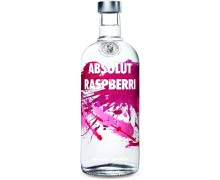 Водка Absolut Raspberry 0,7л