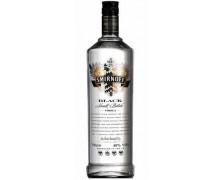 Водка Smirnoff Black 0,5л