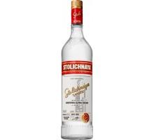 Водка Stolichnaya 1,0л 40%