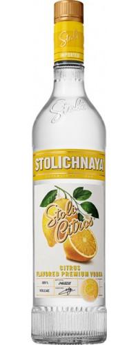 Водка Stolichnaya Citros (Столичная) 0,7л