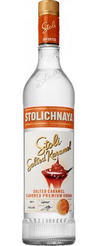 Водка Stolichnaya Salted Karamel(Столичная Карамель) 0,7л