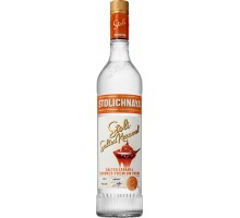 Водка Stolichnaya Salted Karamel(Карамель) 0,7л 37.5%
